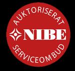 NIBE auktoriserad serviceombud